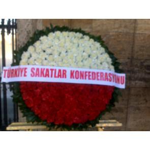 Anıtkabir Atatürk Mozole Çelenk